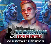 Free The Unseen Fears: Stories Untold Collector's Edition Mac Game
