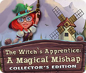 Free The Witch's Apprentice: A Magical Mishap Collector's Edition Mac Game