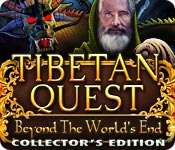 Free Tibetan Quest: Beyond the World's End Collector's Edition Mac Game