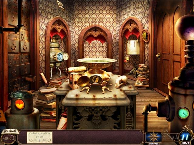 Tiger Eye: The Sacrifice Mac Game screenshot 2
