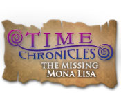 Free Time Chronicles: The Missing Mona Lisa Mac Game