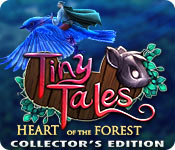 Free Tiny Tales: Heart of the Forest Collector's Edition Mac Game