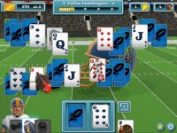 Free Touch Down Football Solitaire Mac Game Download