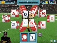 Free Touch Down Football Solitaire Mac Game Free