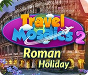 Free Travel Mosaics 2: Roman Holiday Mac Game