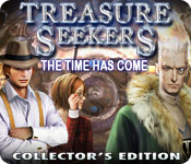 Free Treasure Seekers: The Time Has Come Collector's Edition Mac Game