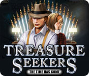 Free Treasure Seekers: The Time Has Come Mac Game
