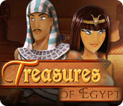 Free Treasures of Egypt Mac Game