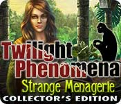 Free Twilight Phenomena: Strange Menagerie Collector's Edition Mac Game