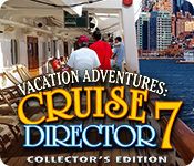 Free Vacation Adventures: Cruise Director 7 Collector's Edition Mac Game