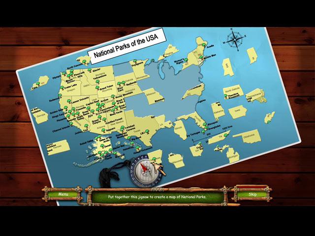 Vacation Adventures: Park Ranger 2 Mac Game screenshot 2