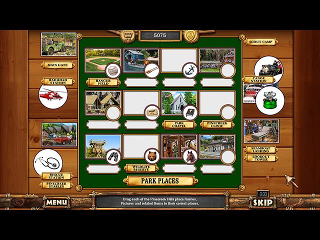 Vacation Adventures: Park Ranger 9 Mac Game screenshot 2
