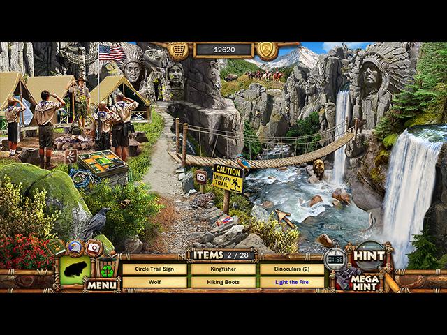 Vacation Adventures: Park Ranger 9 Mac Game screenshot 3