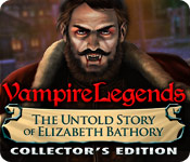 Free Vampire Legends: The Untold Story of Elizabeth Bathory Collector's Edition Mac Game