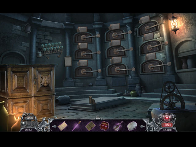 Vermillion Watch: In Blood Collector's Edition Mac Game screenshot 3