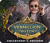Free Vermillion Watch: Parisian Pursuit Collector's Edition Mac Game