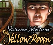 Free Victorian Mysteries: The Yellow Room Mac Game