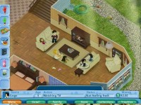 Virtual Families for Mac Game screenshot 1