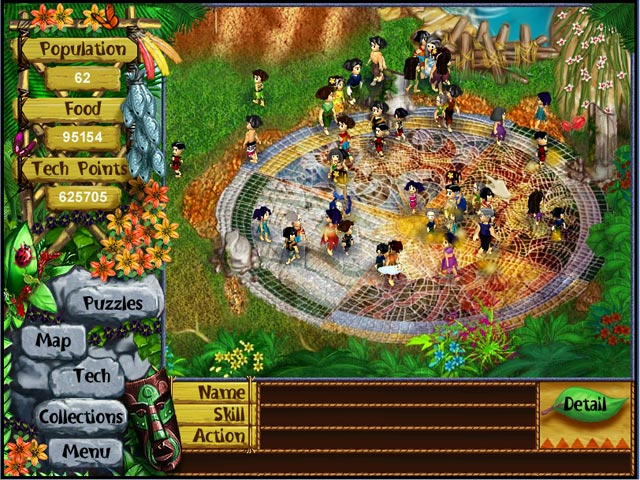 Virtual Villagers: The Lost Children Mac Game screenshot 3