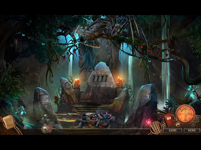 Wanderlust: Shadow of the Monolith Mac Game screenshot 1