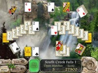 Free Waterscape Solitaire: American Falls Mac Game Download