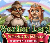 Free Weather Lord: Following the Princess Collector's Edition Mac Game