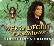 Free Web of Deceit: Black Widow Collector's Edition Mac Game