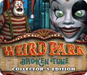 Free Weird Park: Broken Tune Collector's Edition Mac Game