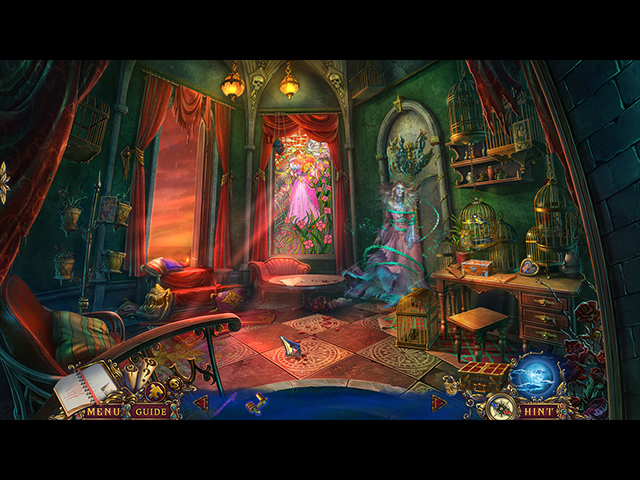 Whispered Secrets: Cursed Wealth Collector's Edition Mac Game screenshot 1