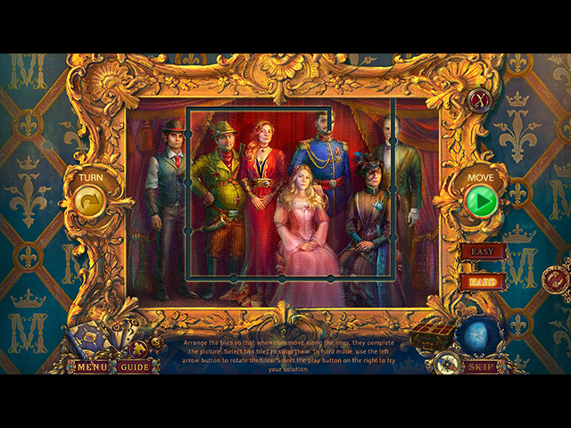 Whispered Secrets: Cursed Wealth Collector's Edition Mac Game screenshot 3