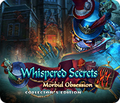 Free Whispered Secrets: Morbid Obsession Collector's Edition Mac Game