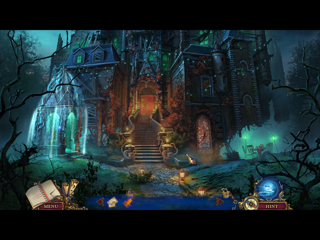 Whispered Secrets: Morbid Obsession Collector's Edition Mac Game screenshot 1