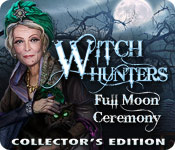 Free Witch Hunters: Full Moon Ceremony Collector's Edition Mac Game