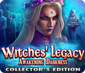 Free Witches' Legacy: Awakening Darkness Collector's Edition Mac Game