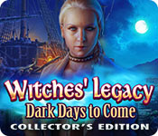 Free Witches' Legacy: Dark Days to Come Collector's Edition Mac Game