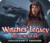 Free Witches' Legacy: Rise of the Ancient Collector's Edition Mac Game