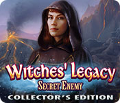 Free Witches' Legacy: Secret Enemy Collector's Edition Mac Game