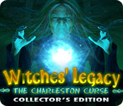 Free Witches' Legacy: The Charleston Curse Collector's Edition Mac Game