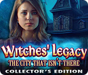 Free Witches' Legacy: The City That Isn't There Collector's Edition Mac Game