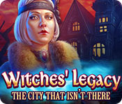 Free Witches' Legacy: The City That Isn't There Mac Game