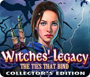 Free Witches' Legacy: The Ties That Bind Collector's Edition Mac Game