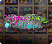 Free Witches, Wishes and Whispers Mac Game