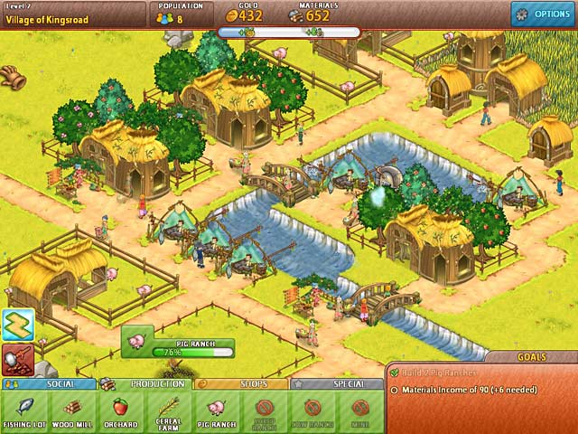 World of Zellians Mac Game screenshot 1