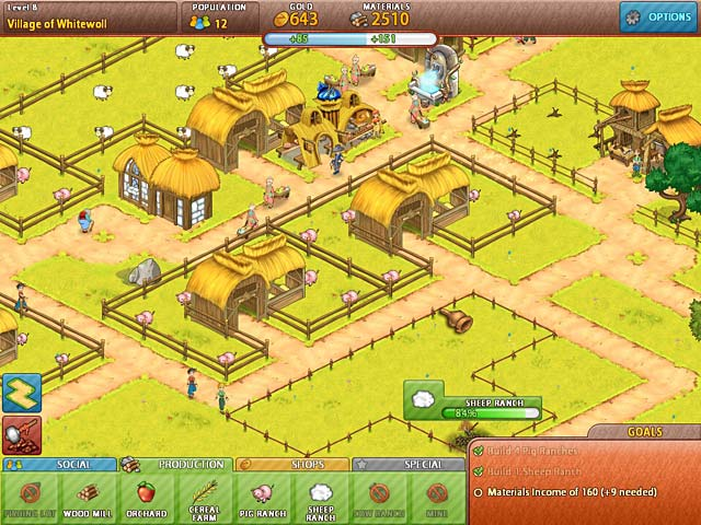 World of Zellians Mac Game screenshot 3