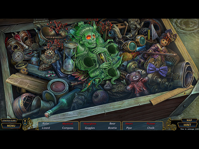 Worlds Align: Deadly Dream Collector's Edition Mac Game screenshot 2