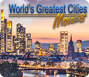 Free World's Greatest Cities Mosaics 8 Mac Game