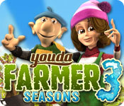 Free Youda Farmer 3: Seasons Mac Game