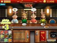 Free Youda Sushi Chef Mac Game Download