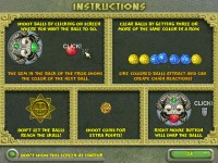 Zuma Deluxe for Mac Games screenshot 3