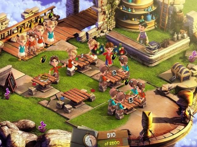 Среди небес картинка из игры 1